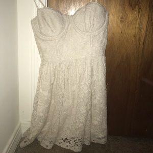 Abercrombie spaghetti strap dress